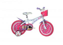 "DINO BIKES Bicicleta copii 16"" - Barbie"