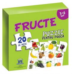 Fructe ( puzzle podea 50/70 + afis 50/70 )