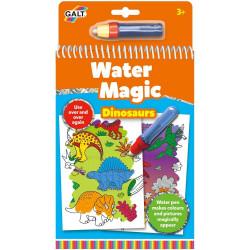 Galt Water Magic: Carte de colorat Dinozauri