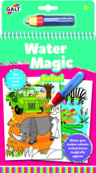 Galt Water Magic: Carte de colorat Safari