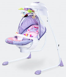 Leagan electric Caretero BUGIES Purple