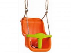 Leagan pentru copii Luxe PP portocaliu