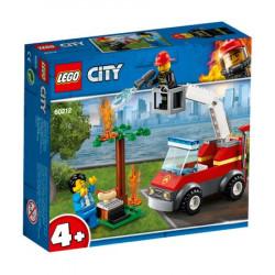 Lego® City - Incendiul la gratar (60212)