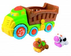 Little Learner Jucarie muzicala – Camionul de la ferma