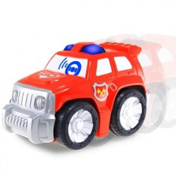 Little Learner Masinuta de pompieri - GO GO