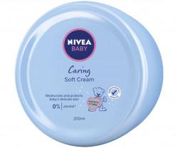 Crema Nivea Baby Soft, 200 ml