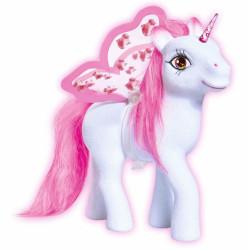 Jucarie de plus Sweet Pony Flower Unicorn