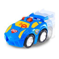 Little Learner Masinuta de politie - GO GO