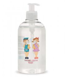 Sapun lichid organic pt.bebelusi si copii, 500ml
