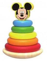 Turn de stivuire Mickey,piramida