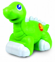 Little Learner Jucarie interactiva – Dinozaur prietenos (Verde)