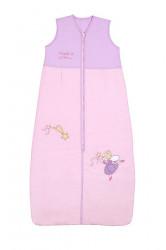 Sac de dormit Pink Fairy 18-36 luni 1.0 Tog