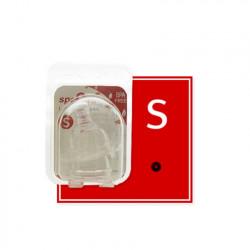 Spectra - Set 2 tetine din silicon-marimea S