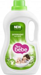 Teo Bebe Just Essentials Aloe Vera, liquid, automat, 1.1L