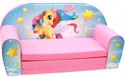 Canapea extensibila din burete Pony