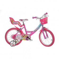 DINO BIKES Bicicleta copii 14'' Princess