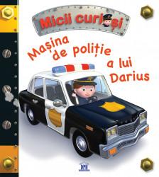 Masina de politie a lui Darius