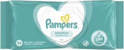 Servetele umede Pampers Sensitive, 52 buc