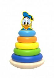Turn de stivuire ratoiul Donald,piramida