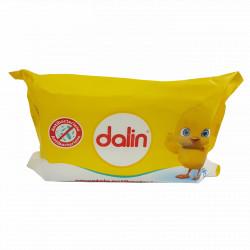 Dalin Servetele Antibacteriene rezerva, 64 buc