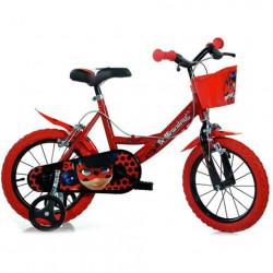DINO BIKES Bicicleta copii 14'' MIRACULOS-BUBURUZA