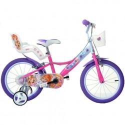 DINO BIKES Bicicleta copii 16'' Winx