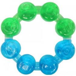 Inel gingival 2 culori forma iepuras/bilute