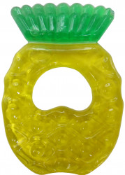Inel gingival 2 culori forma pepene/ananas