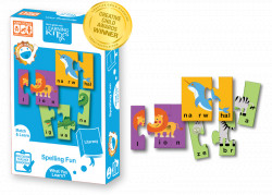 Learning Kitds Puzzle - Primele cuvinte