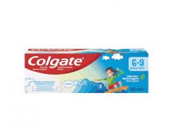 Pasta de dinti Colgate pentru copii, 6-9 ani, 50 ml