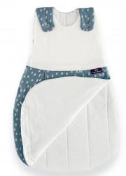 Sac de dormit Drops Ocean Blue - 80/86 cm