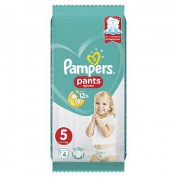 Scutece chilotel Pampers Pants Nr.5, 4 buc
