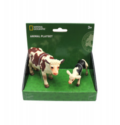Set 2 figurine - Vacuta si vitel