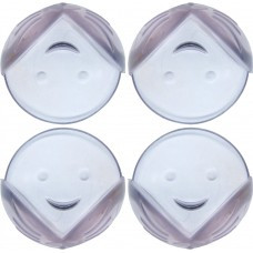 Aparatori colturi transparente (4 buc) Primii Pasi