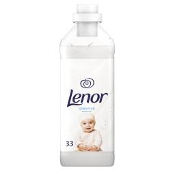 Balsam de rufe Lenor Sensitive Soft Embrace, 33 spalari, 1L