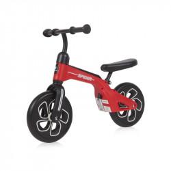 Bicicleta de tranzitie Spider, fara pedale, Red, Lorelli