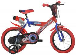 DINO BIKES Bicicleta copii 16'' SPIDERMAN