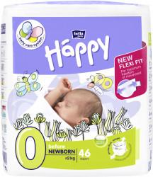 Happy Before New Born, 0-2 kg, 46 buc