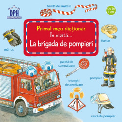 In vizita … la brigada de pompieri