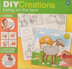 Learning Kitds Set creativ - Viata la ferma