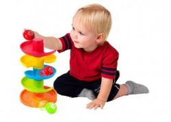 Little Learner Jucarie interactiva – Turnulet cu bilute