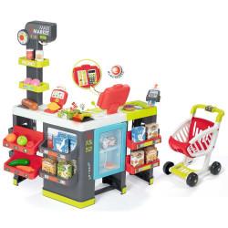 Magazin pentru copii Maxi Market cu accesorii