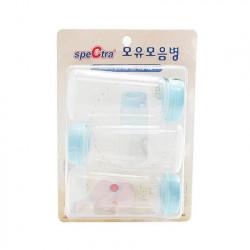 Spectra - Set biberoane standard pentru stocare lapte matern