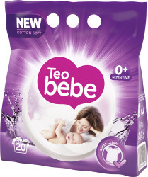 Teo Bebe Just Essentials Lavender, automat, 1.5kg