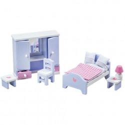 Tidlo Mobilier dormitor pentru casuta papusii