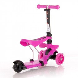 Trotineta pentru copii Smart, Pink