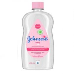 Ulei de corp Johnsons Baby, Original, 500 ml