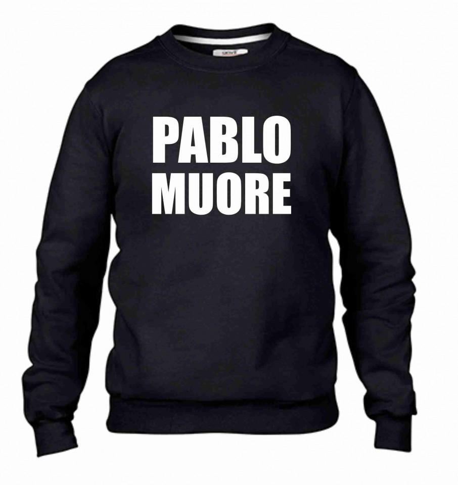 a basso prezzo fee82 96573 Felpa girocollo Fashion PABLO MUORE