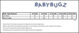 Body Baby  da 0 a 24 mesi PER NATALE immagini