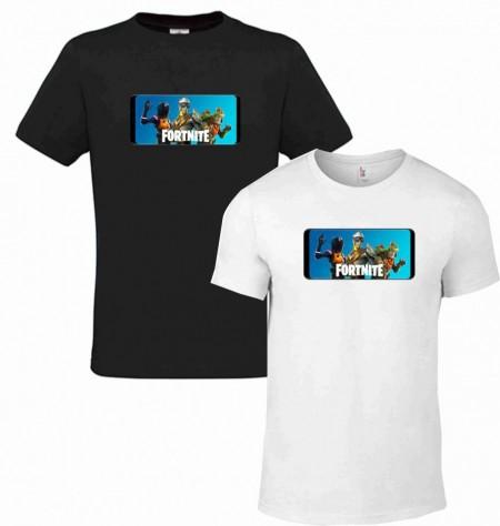 Maglietta bianca e nera da bimbo e da uomo taglie da 1 ANNO fino alla xxl uomo изображений